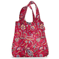 Сумка складная mini maxi shopper paisley ruby